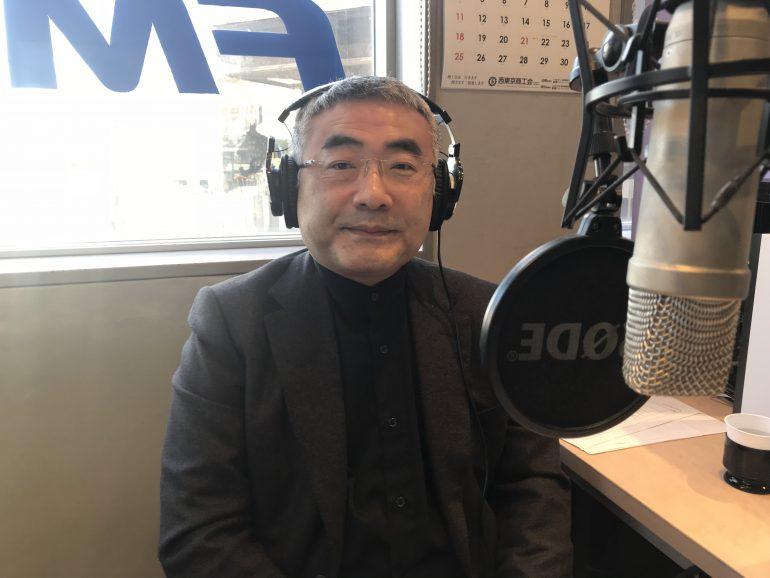 河内谷 敏 先生