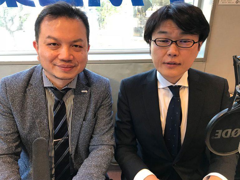 アンディさん、中村嘉宏先生