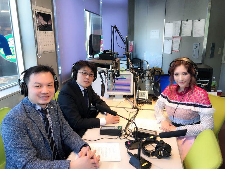 アンディさん、西村さん、中村嘉宏先生