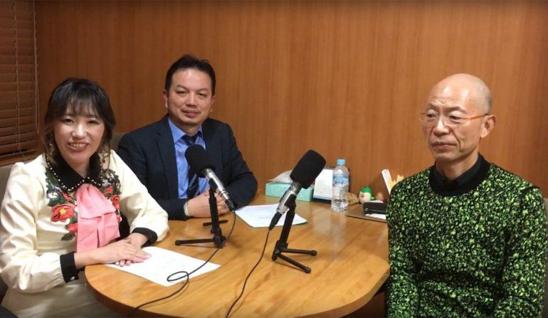西村さん、アンディさん、吉田 淳 先生