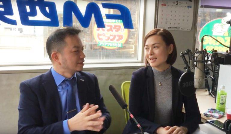アンディさん、田村宣子先生